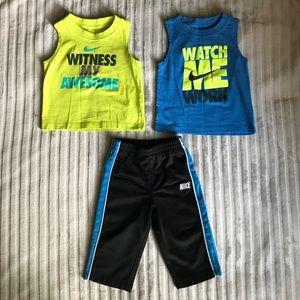 🎀 (BUNDLE) Nike Tank Tops & Track Pants